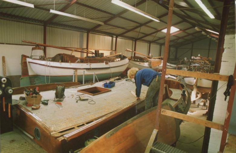 Claasen_Shipyards_History