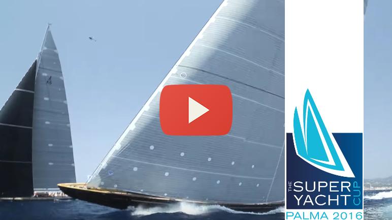 screenshot video claasen at superyacht cup