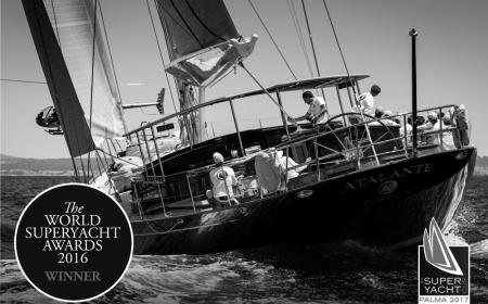 Yacht Atalante