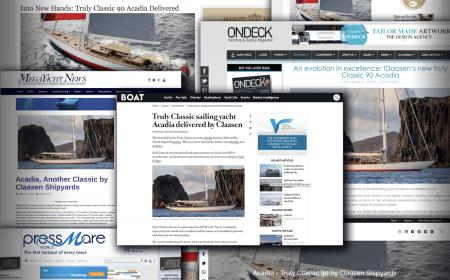 The headlines Acadia makes